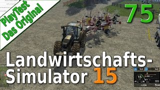 getlinkyoutube.com-LS15 PlayTest #75 Schneller als gedacht Landwirtschafts Simulator 15 deutsch HD