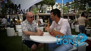 Cannes Lions 2015: Andrew Hirsch, John Brown Media
