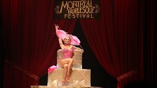 getlinkyoutube.com-Montreal Burlesque Festival 2015 Highlights with Scarlett James