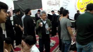MOLA HAQ IMAM YA HASSAN(a.s.) YA HUSSAIN(a.s.) at Macerata 1437 AH 2015