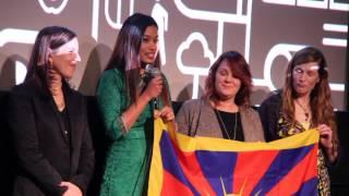 getlinkyoutube.com-Miss Tibet: Beauty in Exile World Premiere DOC NYC