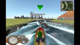 getlinkyoutube.com-Boat Racing Gameplay and Commentary