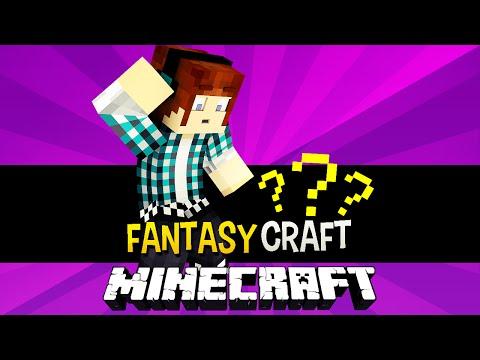 Aulas de Vôo e Dinossauro Perdido !! #21 FantasyCraft - Minecraft