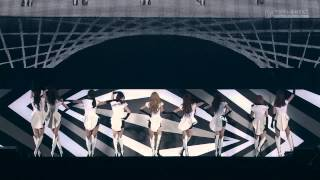 121026 SNSD - Paparazzi @ Fuji SMTown live in Tokyo