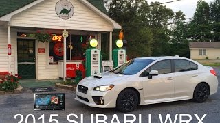 getlinkyoutube.com-2015 Subaru WRX Pioneer AVHX5600BHS Install