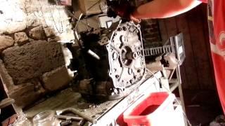 getlinkyoutube.com-Silnik wankla - rozkręcanie oczami laika część 1 rozkręcanie silnika / Rotary Engine Rebuild