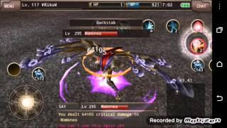 getlinkyoutube.com-Iruna Online: ¥Riku¥ vs Mamonea