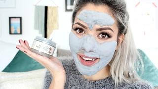 getlinkyoutube.com-Prickelnde Schaummaske gegen Hautunreinheiten - Live Test | funnypilgrim