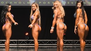 getlinkyoutube.com-Bikini Fitness PRO Girls - So awesome physiques (HD Quality)