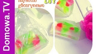 getlinkyoutube.com-DIY: Mydełko glicerynowe - jak zrobić