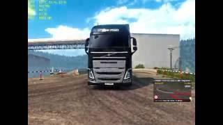 getlinkyoutube.com-Euro Truck Simulator 2 - Mod Gráficos mais Realista 1.24.x Download