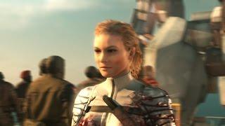 getlinkyoutube.com-Metal Gear Solid V: MGS3 The Boss Mod