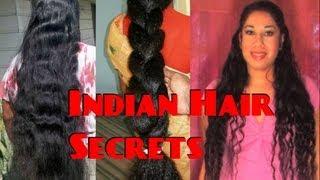 getlinkyoutube.com-INDIAN HAIR GROWTH SECRETS (Night Routine) How to grow Long Hair Fast Tutorial