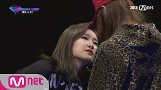 getlinkyoutube.com-[Korean Reality Show UNPRETTY RAPSTAR2] Diss Battle Yeji vs Soo Ah l Kpop Rap Audition  EP.05
