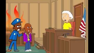 getlinkyoutube.com-April gets Little Bill Arrested, then gets Grounded
