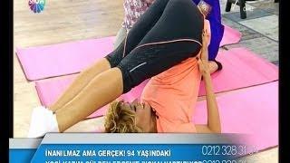 getlinkyoutube.com-Gülben Ergen Domalıyor!!(TAYT'LI)