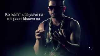 Yo Yo Honey Singh - Brown Rang  Lyrics Video Full HD width=