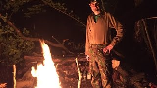 getlinkyoutube.com-2 NIGHTS WILD CAMPING WITH A OLD FRIEND