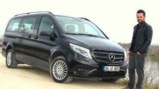 getlinkyoutube.com-Test - Mercedes-Benz Vito 119 BlueTEC