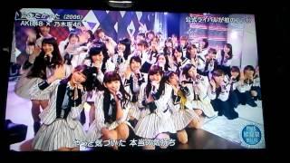 getlinkyoutube.com-FNS歌謡祭、西野七瀬ウィンク