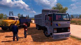getlinkyoutube.com-Euro Truck Simulator 2 Ford Cargo 2520 Kamyon Modu