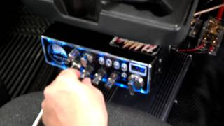 getlinkyoutube.com-How to install a CB radio and linear.