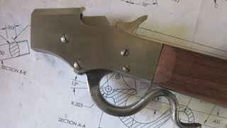 getlinkyoutube.com-Building The Stevens Favorite Single Shot Rifle, Part One - The Receiver