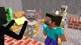getlinkyoutube.com-【Minecraft】マインクラフトがなんとCGアニメ化!!