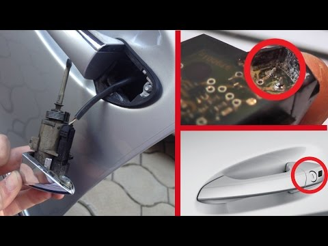 Repair the IR sensor for Mercedes/Does not work Summer Opening/Convenience Feature on Mercedes