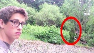 getlinkyoutube.com-Real Ghost Video - Myles is Haunted - #1