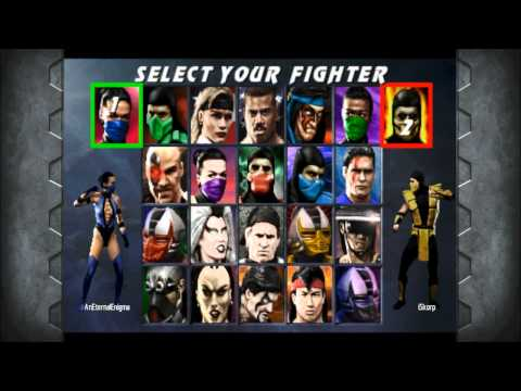 THIS GAME RULES: Mortal Kombat Arcade Kollection