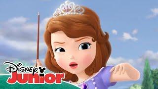 getlinkyoutube.com-Sofia The First | Bubble Prank | Disney Junior UK