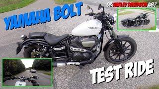 getlinkyoutube.com-2016 Yamaha Bolt test ride