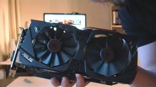 Szybka Rozpaka ASUS STRIX GeForce GTX 970 4GB OC Edition (MKG.ATX.01.2016) | 01.2016 - McSzakalTV