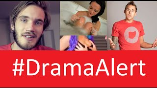 PewDiePie calls out RomanAtwood #DramaAlert Lizard Squad is BACK - Bashur - BurtGasm