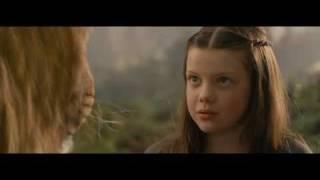 getlinkyoutube.com-Lucy founds Aslan (Prince Caspian)