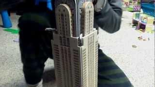 getlinkyoutube.com-Pavit, Chrysler Building puzzle blast Summer 2012