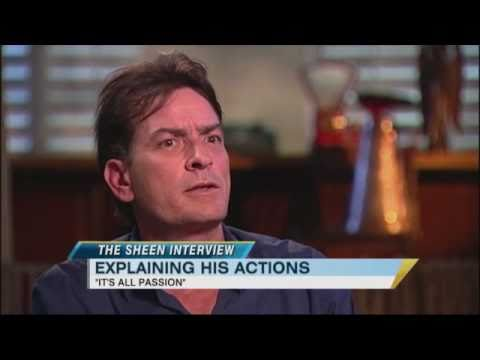 Exclusive: Charlie Sheen Says He's 'Not Bipolar but 'Bi-Winning' (02.28.11)