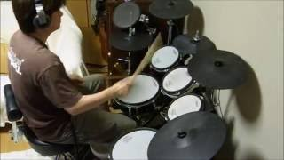 getlinkyoutube.com-嵐の I seek を叩いてみた (Drums Cover)