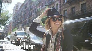 Travel Uniform: Kelly Framel (Sponsored)