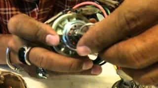 getlinkyoutube.com-Motor Classic Shops ข้อแตกต่าง สวิทช์กุญแจ Honda C92 C95