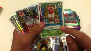 getlinkyoutube.com-Blister Pack Opening! Match Attax 2015/16