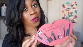 getlinkyoutube.com-SEPHORA Favorites | Give Me Some BOLD Lip!