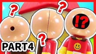 getlinkyoutube.com-アンパンマン おもちゃアニメ てさぐりBOX❤顔と体をくっつけよう パート4 Toy Kids トイキッズ animation anpanman