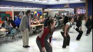 getlinkyoutube.com-Oshkosh West English Dept JT Dance (Revised)