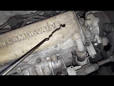 Контрактный двигатель Nissan (Ниссан) 2 SR20DE   Где ?   Тест мотора