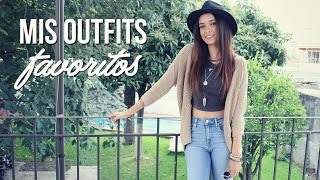 getlinkyoutube.com-Mis outfits favoritos! / Diseña tu playera