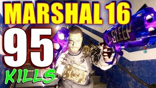 getlinkyoutube.com-MARSHAL 16 Black Ops 3 Shotgun Pistol Gameplay Double Mothership Double GI Unit Double RAPS