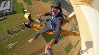 Classic Glider Flight - The Ultimate Freedom