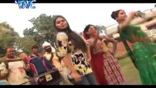 getlinkyoutube.com-U.P बिहार हिली - Bad Pichkari Driverwa Ke   Om Prakash Diwana   Bhojpuri Hot Holi Song